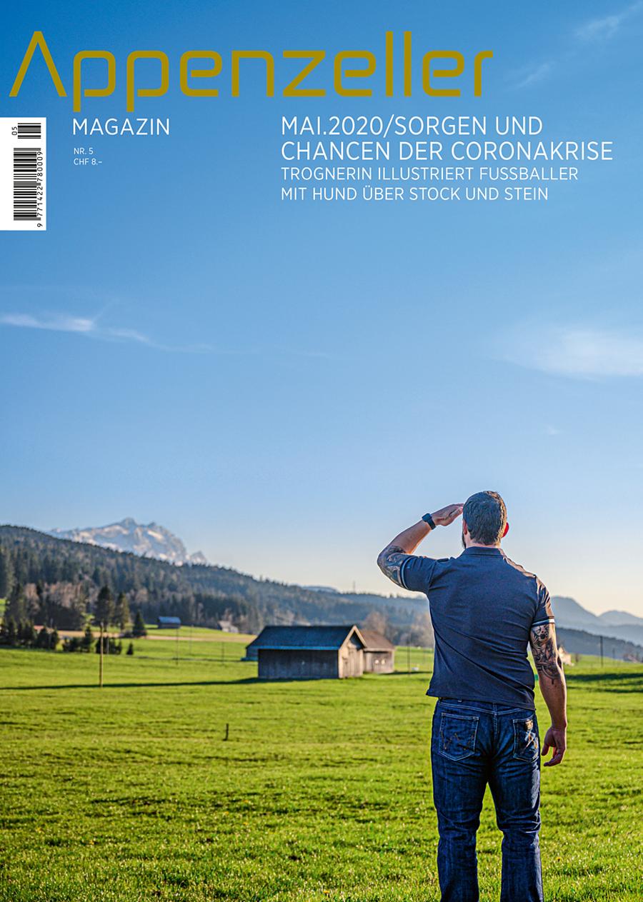 Appenzeller Magazin Mai 2020