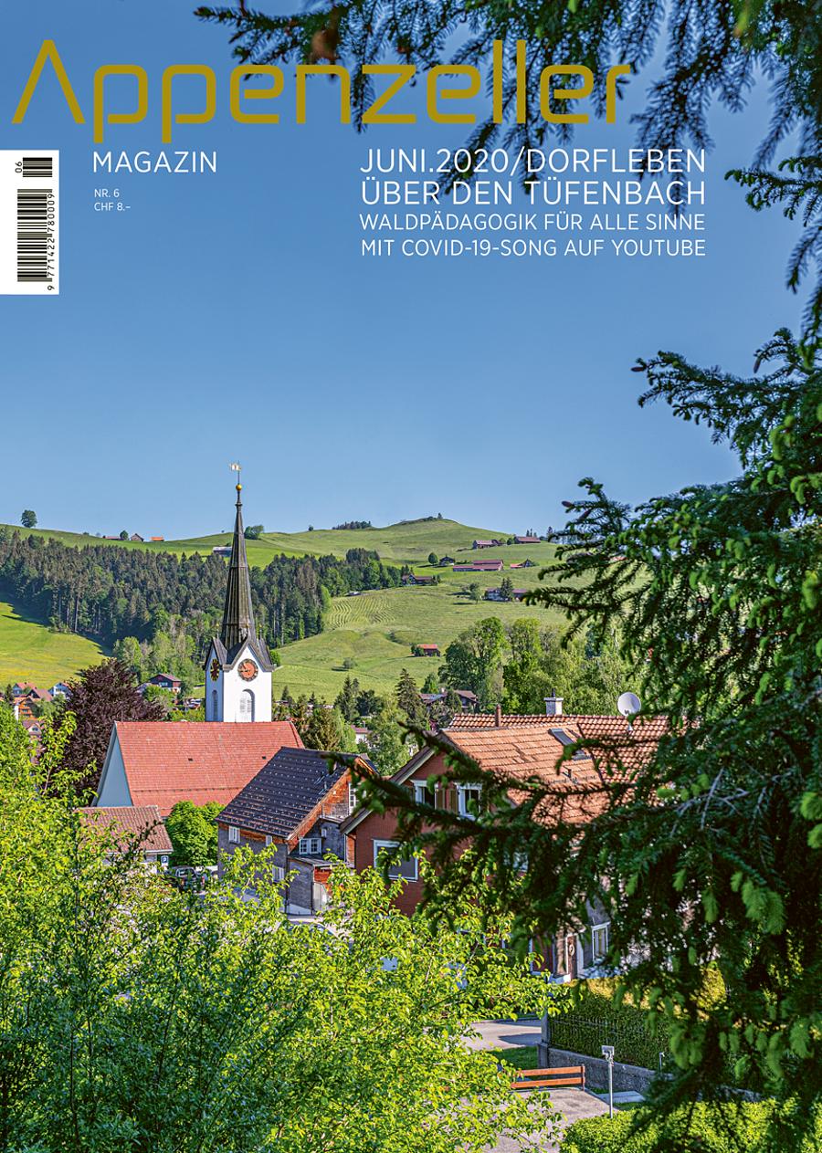 Appenzeller Magazin Juni 2020