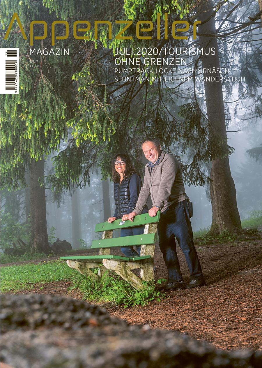 Appenzeller Magazin Juli 2020