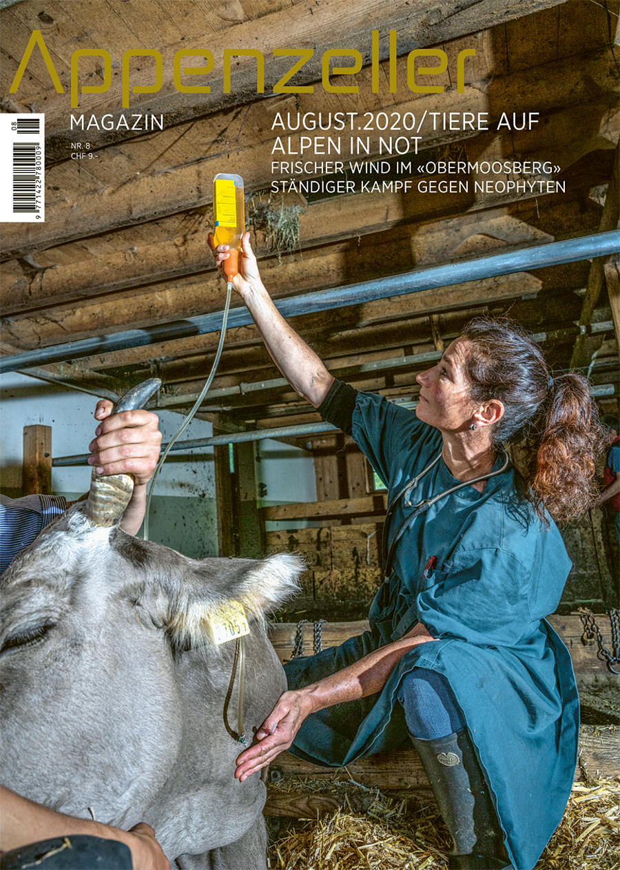 Appenzeller Magazin August 2020
