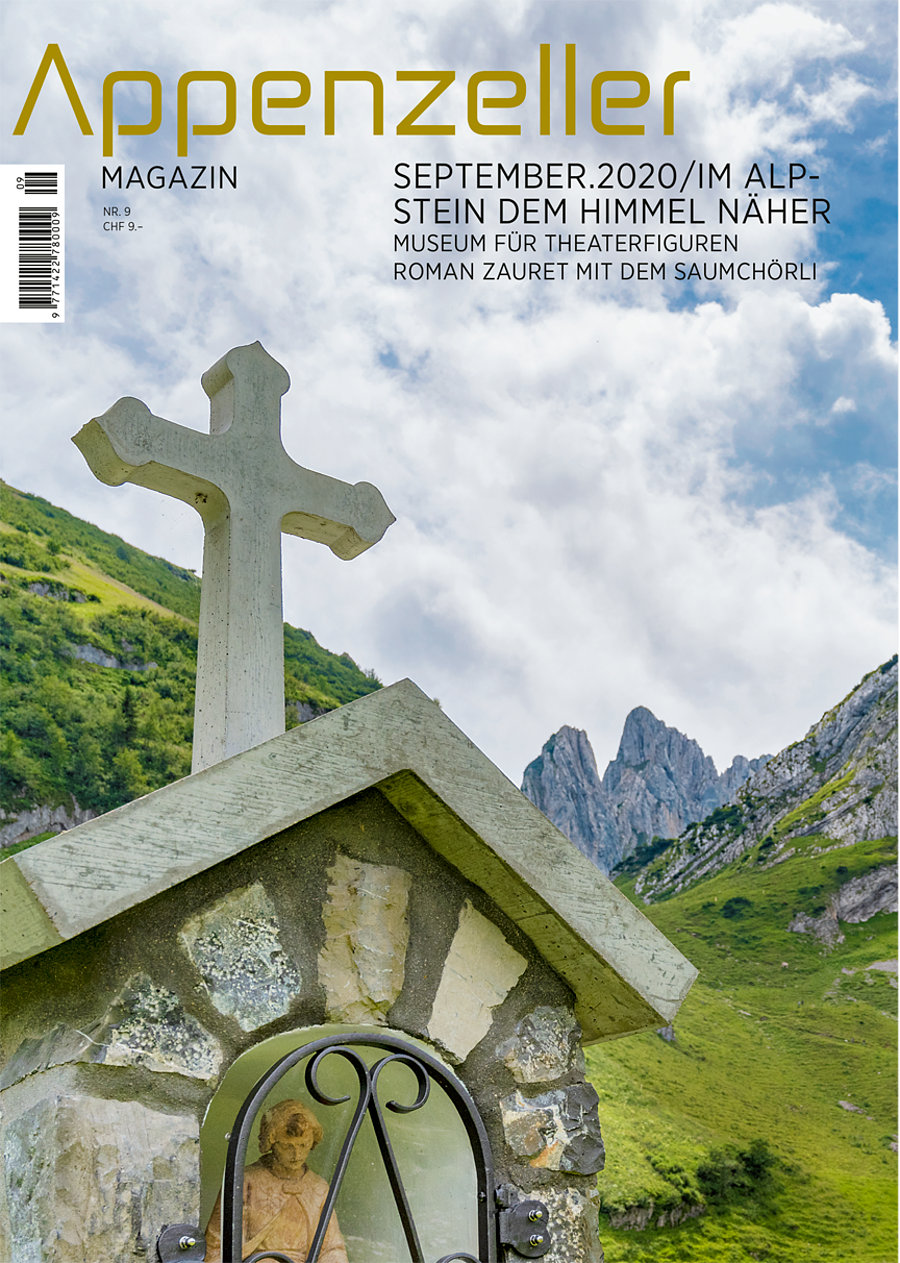 Appenzeller Magazin September 2020