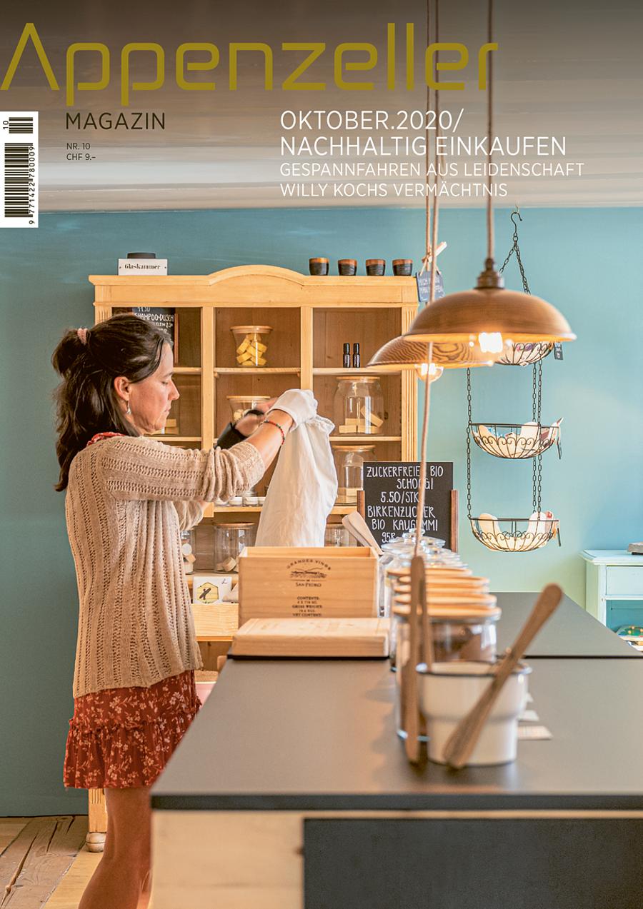 Appenzeller Magazin Oktober 2020