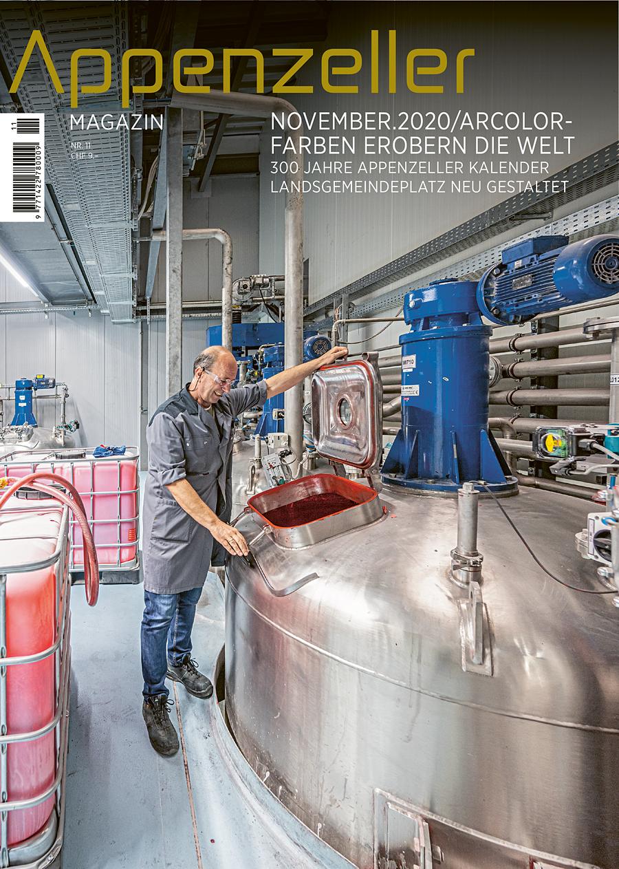 Appenzeller Magazin November 2020