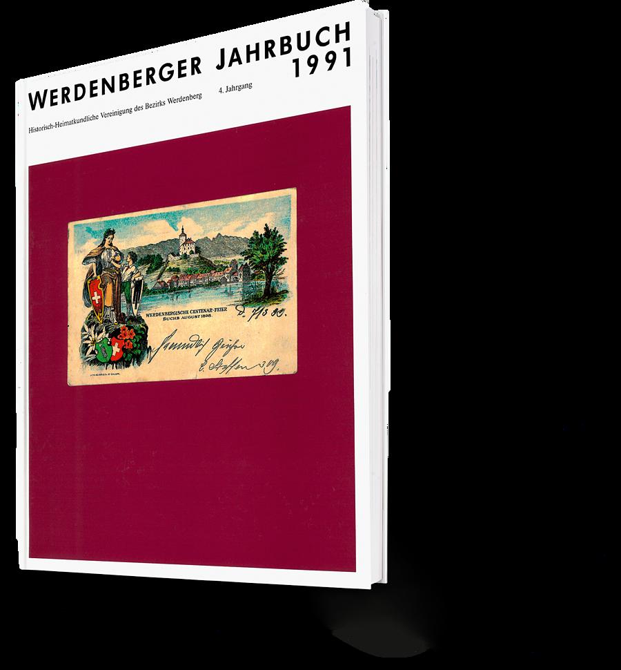 Werdenberger Jahrbuch 1991