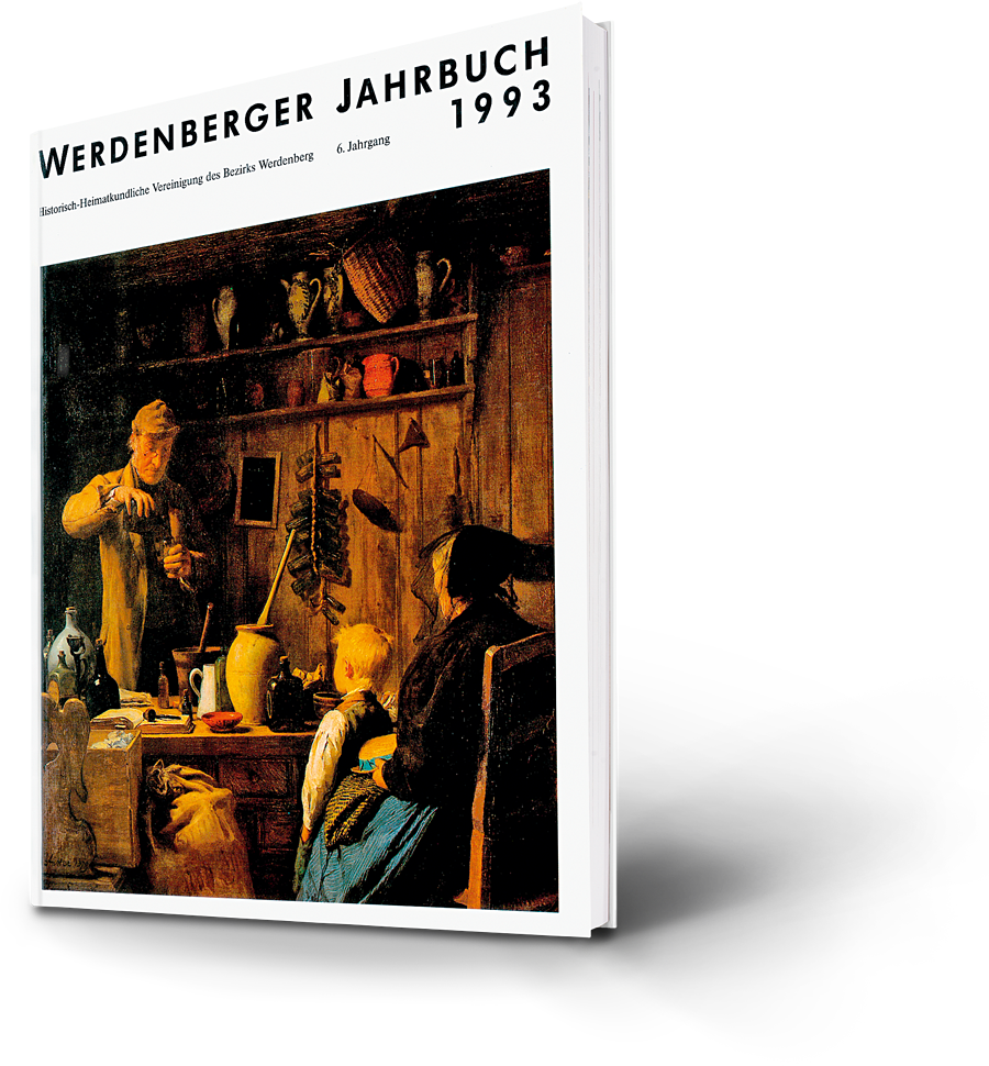 Werdenberger Jahrbuch 1993