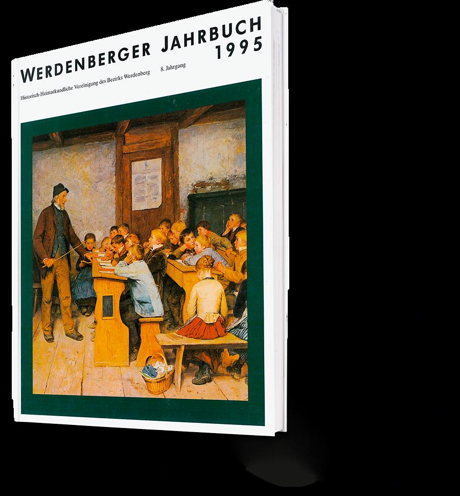 Werdenberger Jahrbuch 1995