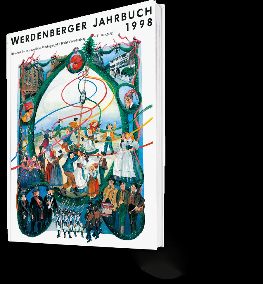 Werdenberger Jahrbuch 1998