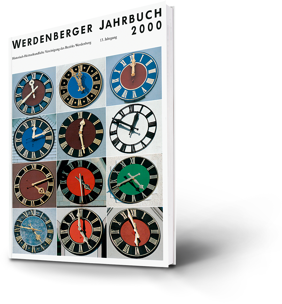 Werdenberger Jahrbuch 2000