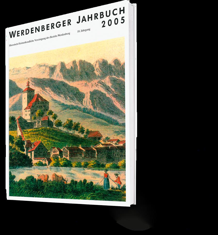 Werdenberger Jahrbuch 2005