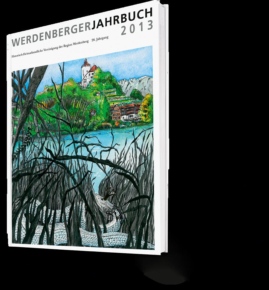 Werdenberger Jahrbuch 2013