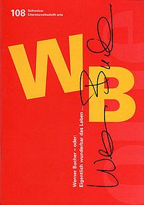 Nr. 108: Werner Bucher - oder: