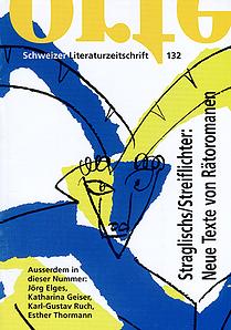 Nr. 132: Neue Texte von Rätoromanen