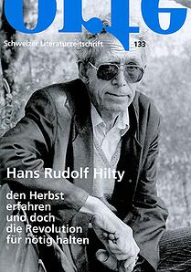 Nr. 133: Hans Rudolf Hilty