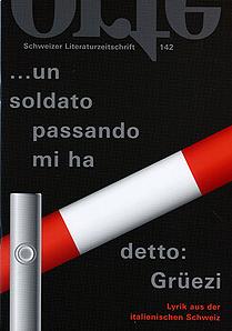 Nr. 142: Lyrik aus der italienischen Schweiz