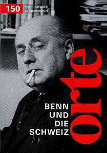 Nr. 150: Benn und die Schweiz
