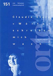 Nr. 151: Claudia Storz