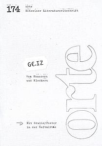 Nr. 174: Geiz