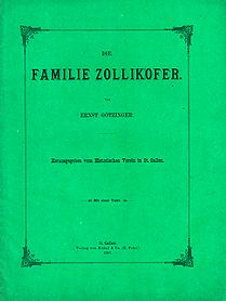 Die Familie Zollikofer