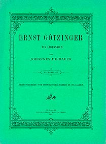Ernst Götzinger