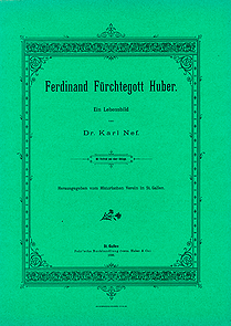 Ferdinand Fürchtegott Huber