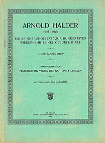 Arnold Halder (1212-1888)