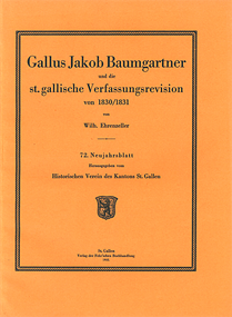 Gallus Jakob Baumgartner