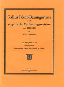 Gallus Jakob Baumgartner