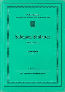 Salomon Schlatter
