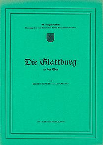Die Glattburg an der Thur