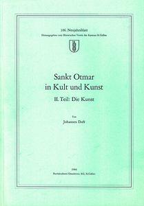 Sankt Otmar in Kult und Kunst