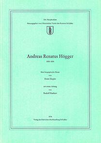 Andreas Renatus Högger 1808-1854