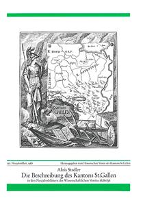 Die Beschreibung des Kantons St. Gallen