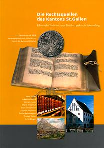 Die Rechtsquellen des Kantons St. Gallen