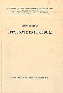 Vita Notkeri Balbuli