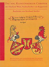 Die sog. Klingenberger Chronik des Eberhard Wuest