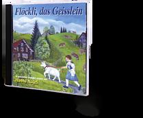 Flöckli, das Geisslein. CD.Hörbuch