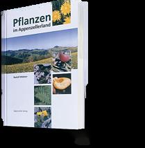 Rudolf Widmer: Pflanzen im Appenzellerland