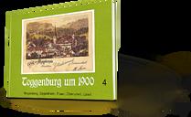 Toggenburg um 1900 Band 4, Mogelsberg, Degersheim, Flawil, Oberuzwil, Uzwil. Ansichtskarten
