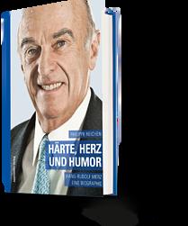 Philippe Reichen: Härte, Herz und Humor. Hans-Rudolf Merz