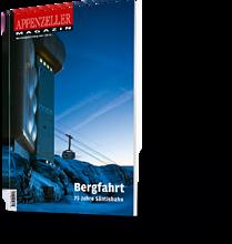 Bergfahrt 75 Jahre Säntisbahn