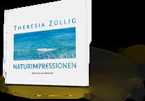 Theresia Züllig: Naturimpressionen. Werke Öl auf Leinwand