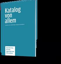 Katalog von allem 2017/2018