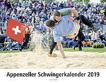 Appenzeller Schwingerkalender 2019