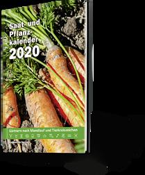Saat- und Pflanzkalender 2020