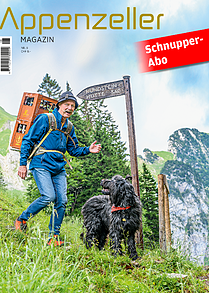 Appenzeller Magazin Schnupperabo
