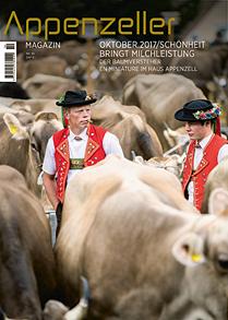 Appenzeller Magazin Oktober 2017 Viehschau