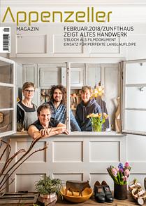 Appenzeller Magazin Februar 2018