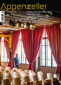 Appenzeller Magazin März 2018