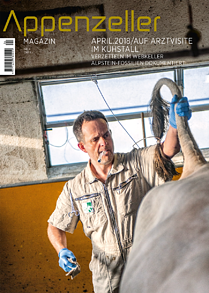 Appenzeller Magazin April 2018