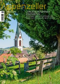 Appenzeller Magazin Juni 2018